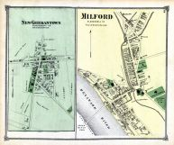 New Germantown, Milford, Hunterdon County 1873